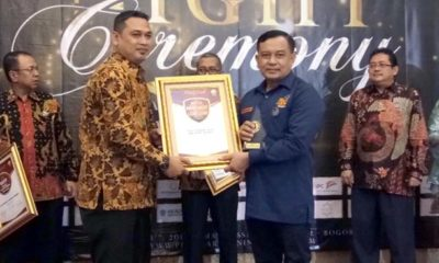 Disnaker Kabupaten Malang Raih Innovative Goverment & Inspiring Leadership Awards