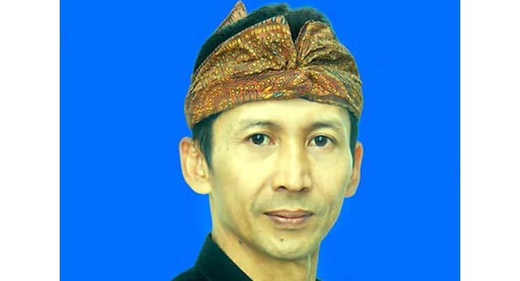 Bambang Soponyono Kades Selorejo. (ist)