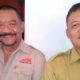 Dedi Sofiandi Wakil Administratur/KSKPH Malang Timur bersama Kompol Sulistyo Pabin Perum Perhutani KPH Malang. (sur)