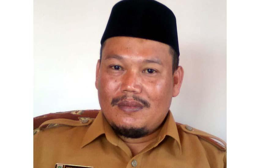 H Abdul Rohman Kades Sumberejo. (sur)
