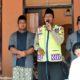 Bripka Anton Sugiyanto SH.MH Babinkamtibmas Polsek Dampit Beri Sambutan. (sur)