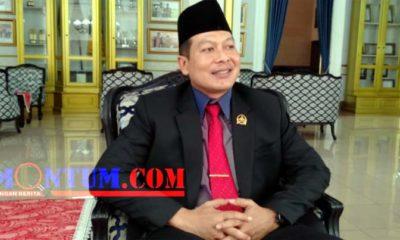 Didik Gatot Subroto Ketua DPRD Kabupaten Malang. (sur)