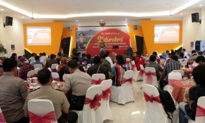 "2019 Polres Malang ""Panen"" Penghargaan, Kriminalitas Menurun"