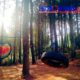 Wahana di Sumbersuko Forest Park. (sos)