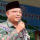 Bupati Malang Drs HM Sanusi MM Saat Beri Sambutan. (Sur/Cw-1)