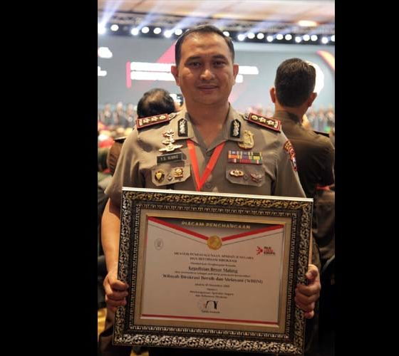 Kapolres Malang : Wujud Nyata Peningkatan Kinerja Dalam Melayani Masyarakat. (humas Polres Malang)