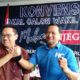 Sam HC Bersama Gunadi Handoko Cabub dan Cawabub Malang Jalur Independen. (Sur)