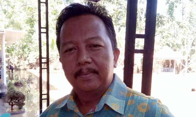 Drs Ahmad Ali MM Kepala MTsN Malang. (sur)
