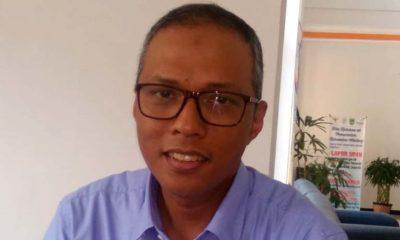 Wahjoe Darmawan Kabag Umum Perumda Tirta Kanjuruhan. (sur)