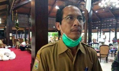 Kepala Dinkes Kabupaten Malang, Arbani Mukti Wibowo.(iki)