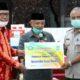 Unisma Serahkan 150 Paket Bantuan Untuk Kabupaten Malang