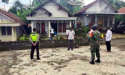 Rumah Keluarga Siti Aisyah di Kampung Sampang Argoyuwono. (Sur)