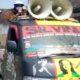 Publikasi Penerapan PSBB Desa Sananrejo. (sur)