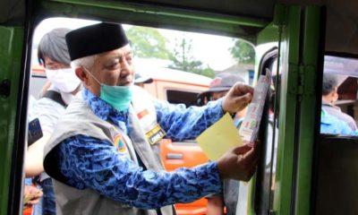 PSBB Diterapkan, Pemkab Malang Janjikan Bantuan ke 1280 Sopir Angkutan