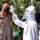 Antisipasi C-19 di Ponpes, Kapolres Malang Kunjungi Pesantren Tangguh