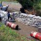 Plengsengan Sungai Melok Tak Kunjung Dibenahi, Petani di Dua Kecamatan Sambat Krisis Air
