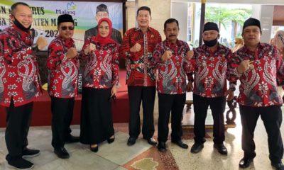 Bupati Kukuhkan Pengurus AKD Kabupaten Malang