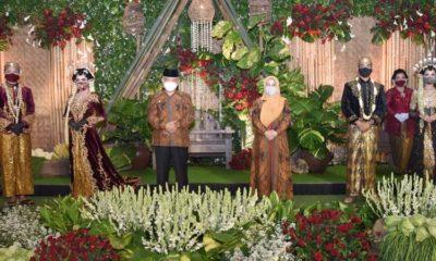 Bupati Malang Ijinkan Pendopo untuk Pernikahan Warganya