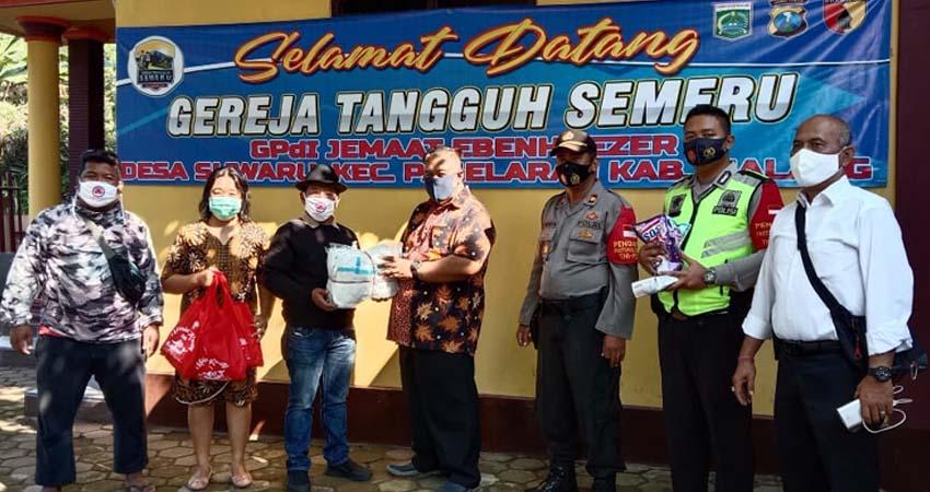 Giat Sosial di Desa Suwaru Kecamatan Pagelaran. (Sur)