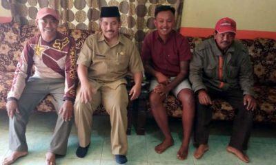 Kunjungi Rumah Korban Tertimpa Banner, dr Umar Didoakan Jadi Bupati