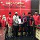 Pembakaran Bendera PDIP Berlanjut ke Polres Malang