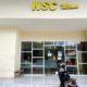 Depan gedung bioskop New Star Cineplex (NSC) Jl Talangagung 78 Kecamatan Kepanjen Kabupaten Malang, Senin (27/7/2020)