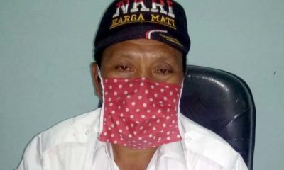 Suharto Kepala Desa Sukodono Dampit. (Sur)
