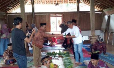 Selametan warung pendopo Kembang Kopi. (ist)