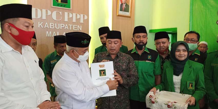 Deklarasi Dukungan PPP Kepada SanDi (dok)