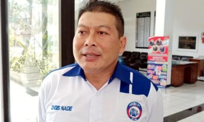 Ketua DPRD Kabupaten Malang, Didik Gatot Subroto (Sur)