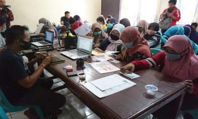 Korban investasi bodong melaporkan dugaan penipuan oleh salah satu karyawan bank, yang mengaku-ngaku dari Bank Rakyat Indonesia (BRI) Syariah.