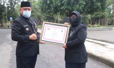 Kabupaten Malang Raih Penghargaan dengan Status Kinerja Sangat Tinggi