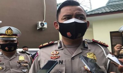 Kasatlantas Polres Malang, AKP Ady Nugroho saat dikonfirmasi.