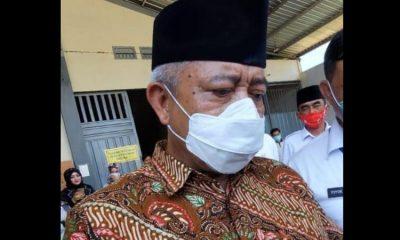 Cabub Kabupaten Malang H.M Sanusi.