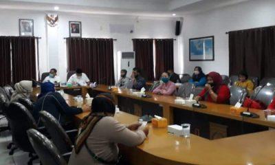 Audiensi eks buruh PR Sorgum dengan DPRD dan Disnaker Kabupaten Malang.