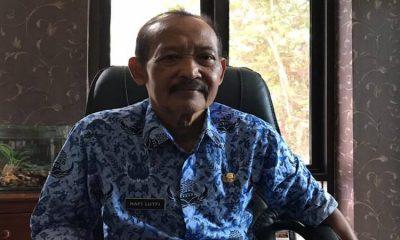 Kepala Dishub Kabupaten Malang, Hafi Lutfi.