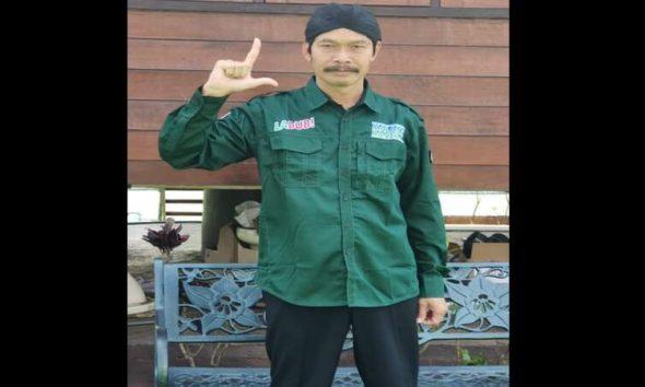 Bos keripik singkong Lumba-lumba, H. Sucipto Hadi Wijoyo dukung paslon nomor urut 2 LADUB menang di Pilkada Malang.