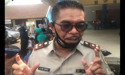 Kepala BPN Kabupaten Malang, La Ode Asrafil saat memberikan keterangan.