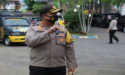 Kapolres Malang, AKBP Hendri Umar.