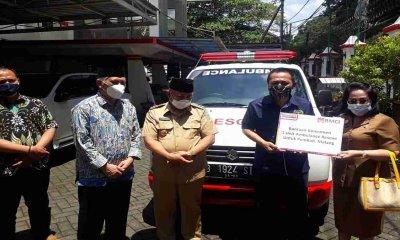 Ambulan PWI Malang Raya, Gratis Untuk Masyarakat