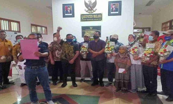 May Day dalam Suasana Ramadhan, Disnaker Kabupaten Malang Undang Serikat Buruh